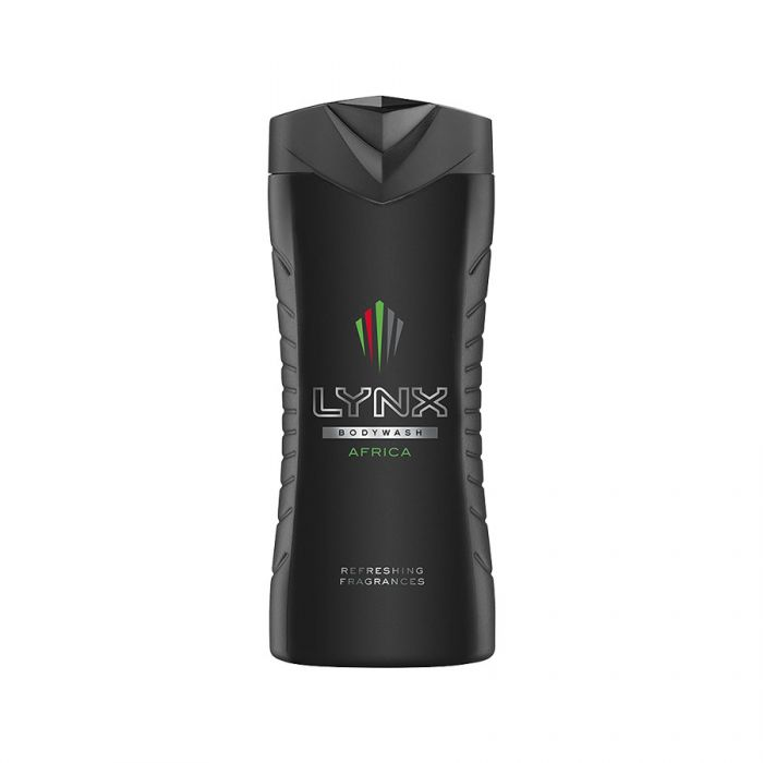 Lynx Shower Gel Africa 250Ml <br> Pack size: 6 x 250ml <br> Product code: 314400