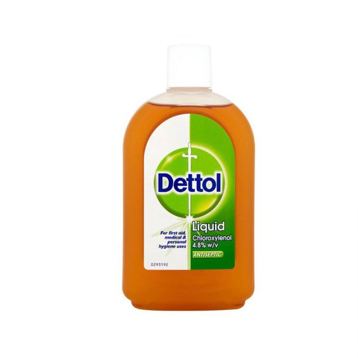 Dettol Liquid Original 250Ml <br> Pack size: 12 x 250ml <br> Product code: 451050