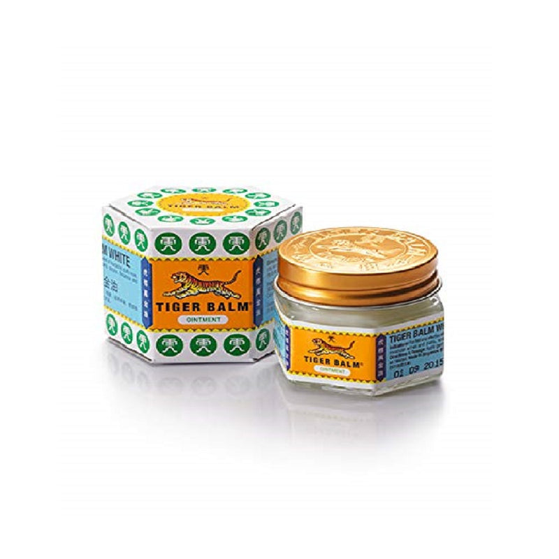 Tiger Balm 19Gm White <br> Pack size: 6 x 19g <br> Product code: 132174