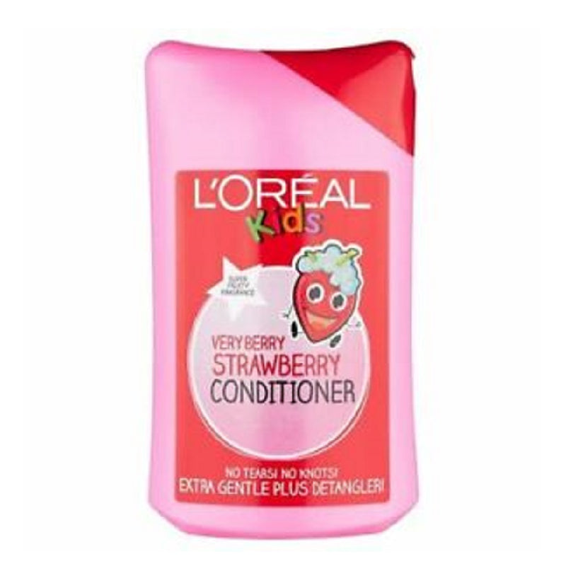 L'Oreal Kids Conditioner 250M Very Berry Strawberry <br> Pack size: 6 x 250ml <br> Product code: 181300