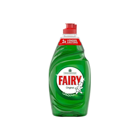 Fairy Washing Up Liquid Original 780ml <br> Pack size: 8 x 780ml <br> Product code: 472000