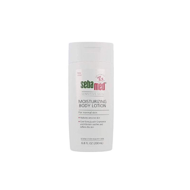 Sebamed Moisturising Body Lotion 200ml <br> Pack size: 6 x 200ml <br> Product code: 226760