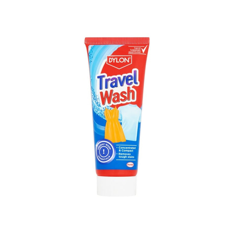 Dylon Travelwash 100Gm Tube <br> Pack size: 12 x 100g <br> Product code: 445000