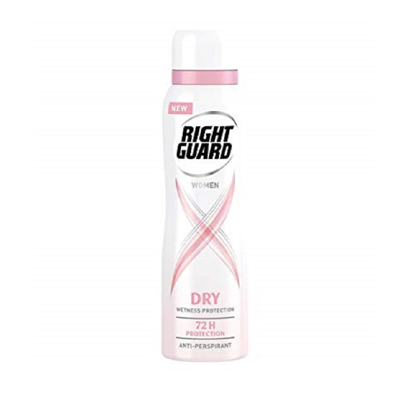 Right Guard Anitperspirant 150Ml Women Xtreme Dry <br> Pack size: 6 x 150ml <br> Product code: 274802