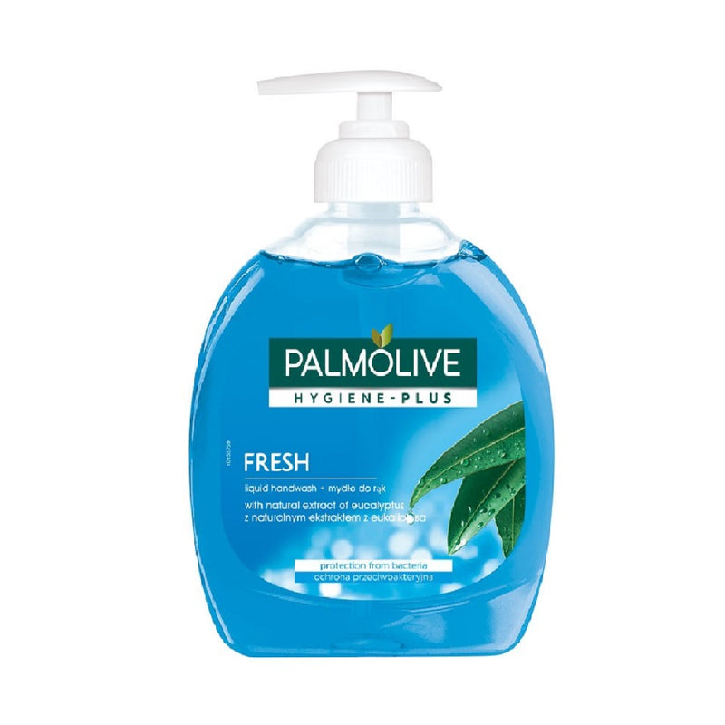 Palmolive Handwash 300Ml Hygiene Plus <br> Pack size: 12 x 300ml <br> Product code: 335106