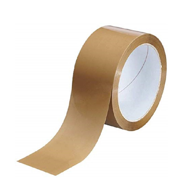 Parcel Tapes 2 Inch (Brown) <br> Pack size: 6 x 1 <br> Product code: 144500