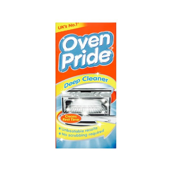 Oven Pride Clean System 500Ml <br> Pack size: 6 x 500ml <br> Product code: 558410