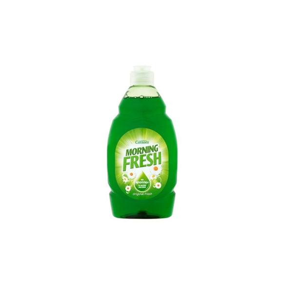 Cussons Morning Fresh Washing Up Liquid Original 450ml <br> Pack size: 6 x 450ml <br> Product code: 473015