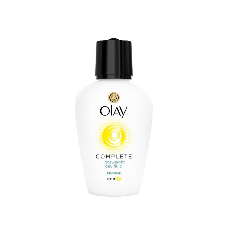 Olay Complete Care Fluid 100Ml Sensitive <br> Pack size: 6 x 100ml <br> Product code: 225080