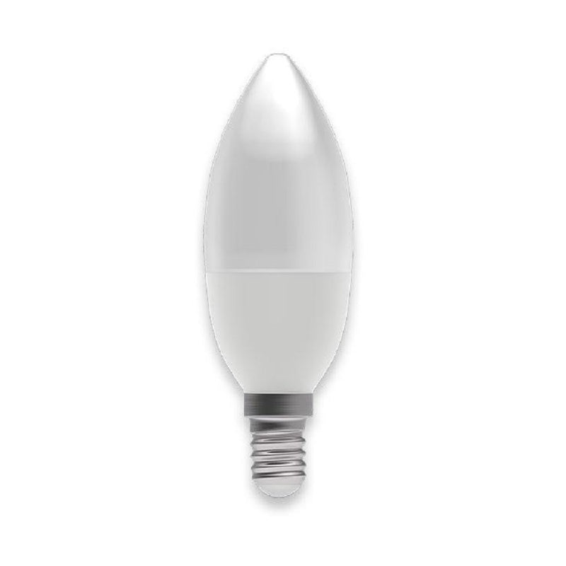 4W=25W Candle Ses Screw Led Pearl <br> Pack size: 10 x 1 <br> Product code: 533034