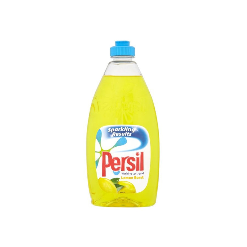 Persil Washing Up Liquid Lemon Burst 625ml <br> Pack size: 12 x 625ml <br> Product code: 474081