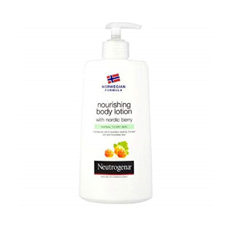 Neutrogena Berry Body Lotion 400Ml Pump <br> Pack size: 3 x 400ml <br> Product code: 224260