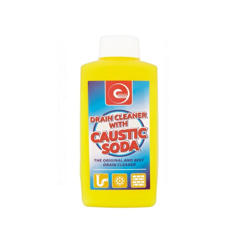 Homecare Drain Cleaner with Caustic Soda 500g <br> Pack size: 6 x 500g <br> Product code: 551853