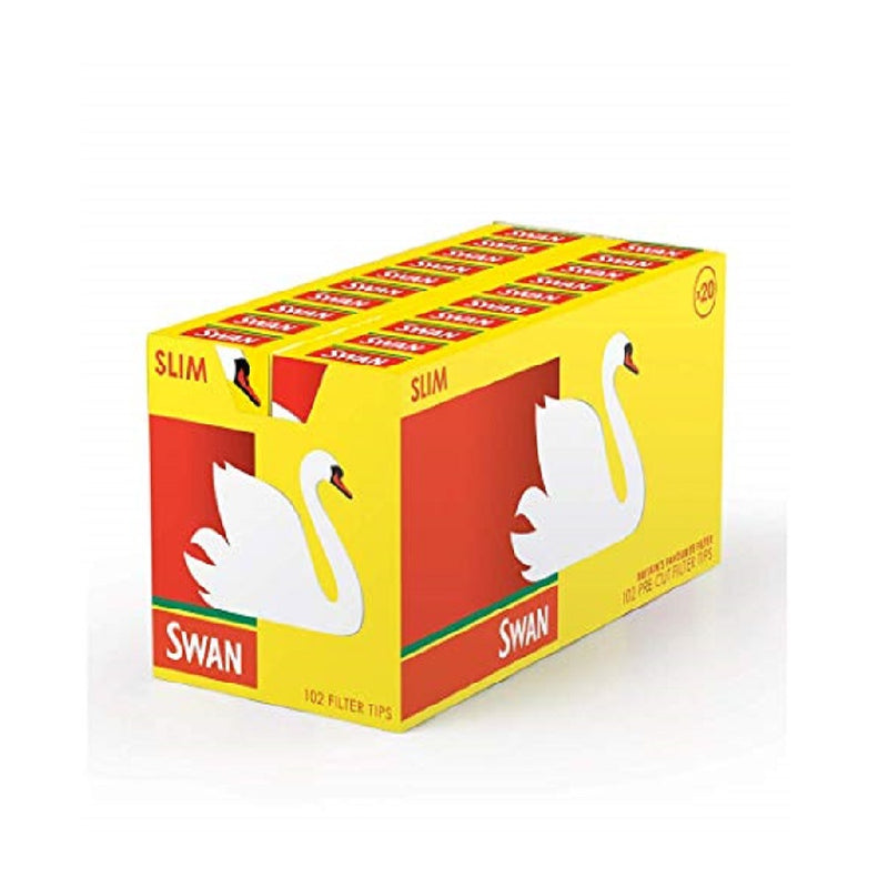 Swan Slim Pop-A-Tip <br> Pack size: 20 x 1 <br> Product code: 146214