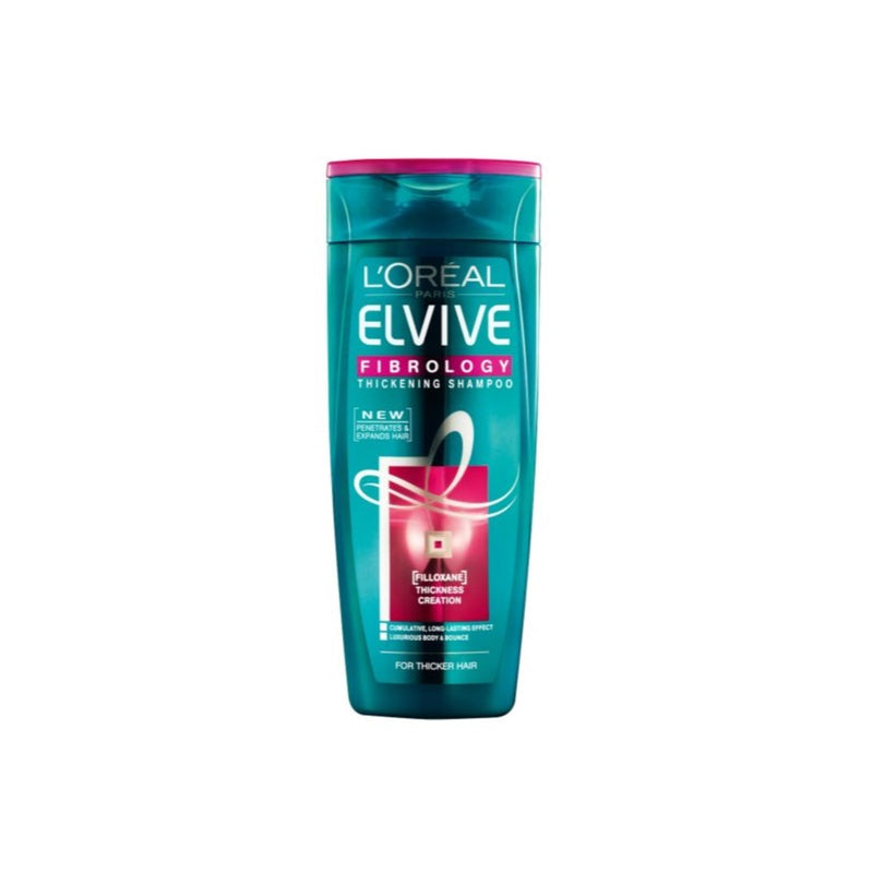 L'Oreal Elvive Shampoo Fibrology 250ml <br> Pack size: 6 x 250ml <br> Product code: 172611