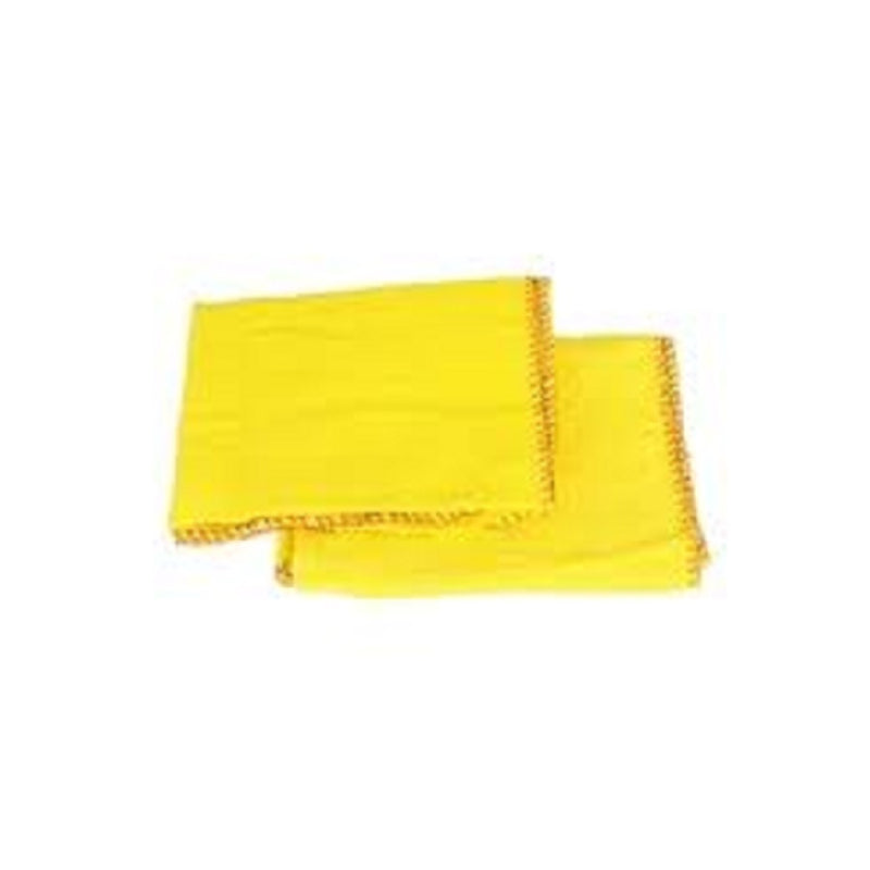 Yellow Duster Twin Pack <br> Pack size: 10 x 1 <br> Product code: 498802