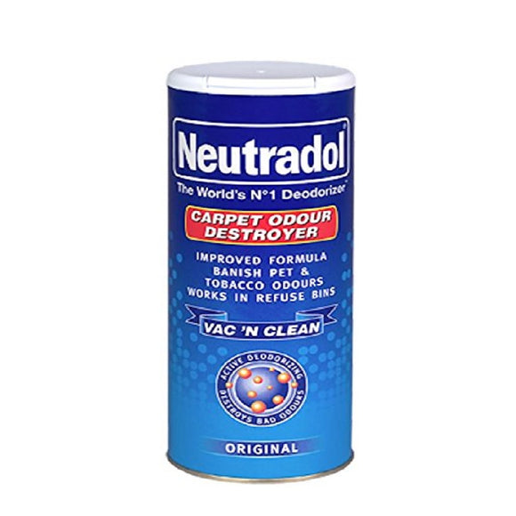 Neutradol Carpet 350G Original <br> Pack size: 12 x 350g <br> Product code: 546271