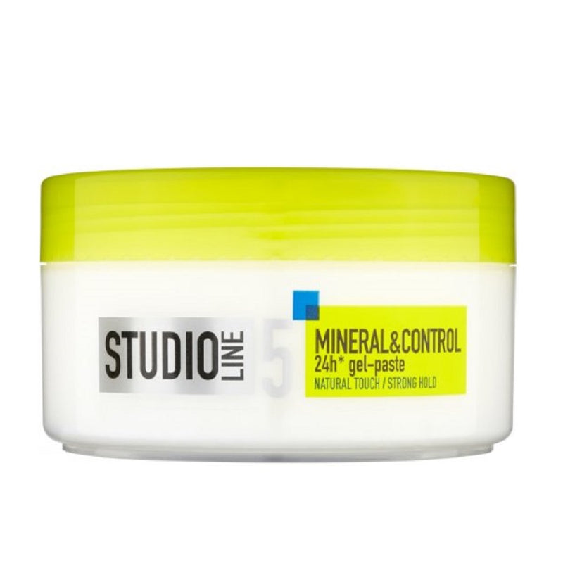L'Oreal Studio Mineral Control Paste 150Ml <br> Pack size: 6 x 150ml <br> Product code: 193843