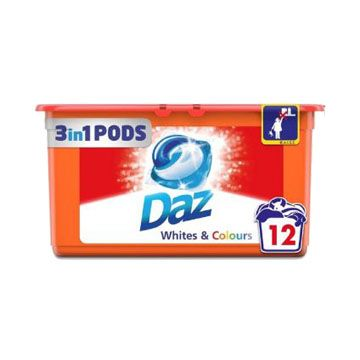 Daz Go Pods 12'S Pm 2.49 <br> Pack size: 6 x 12's <br> Product code: 482994