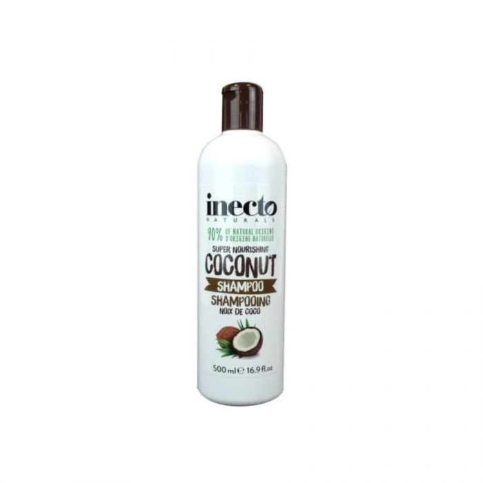 Inecto Naturals Super Nourishing Coconut Shampoo 500Ml <br> Pack size: 6 x 500ml <br> Product code: 178041