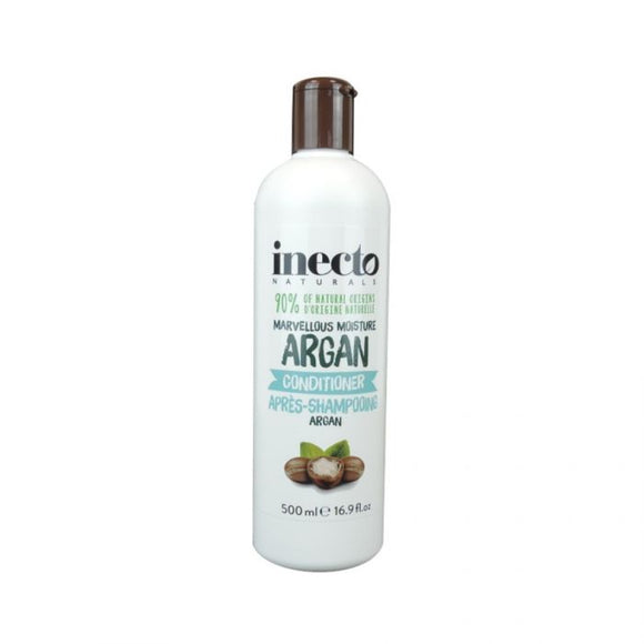 Inecto Naturals Marvellous Moisture Argan Conditioner 500Ml <br> Pack size: 6 x 500ml <br> Product code: 180590