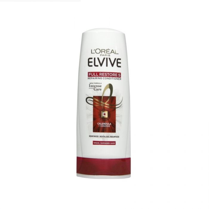 L'Oreal Elvive Conditioner Full Restore 5 400Ml <br> Pack size: 6 x 400ml <br> Product code: 181367