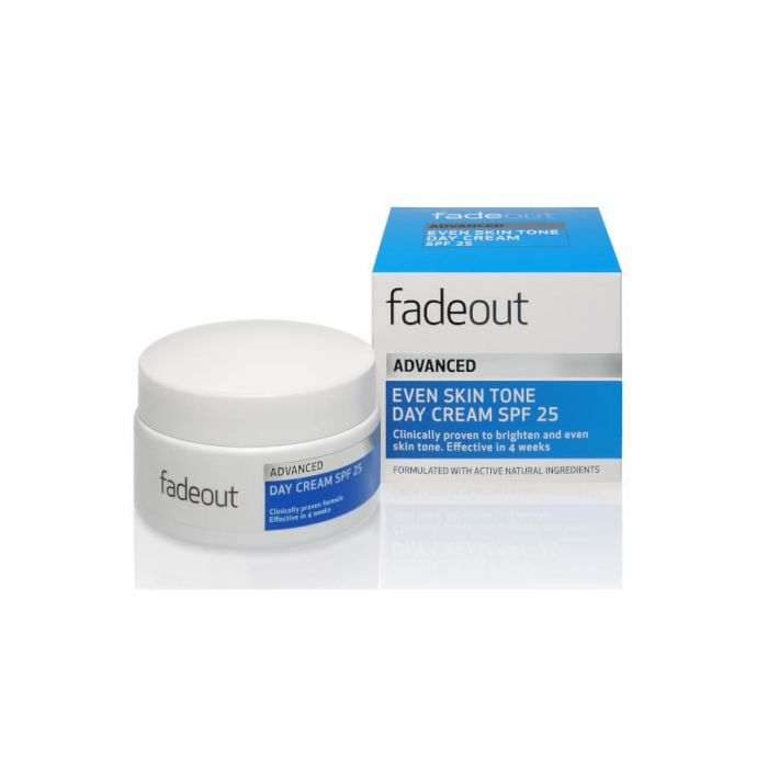 Fade Out Advanced Spf25 Day Cream 50Ml <br> Pack size: 3 x 50ml <br> Product code: 223500