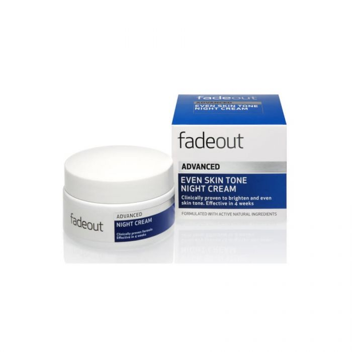 Fade Out Advanced Night Cream 50Ml <br> Pack size: 3 x 50ml <br> Product code: 223510