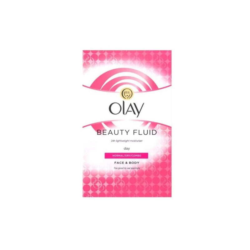 Olay Beauty Fluid Regular 200Ml <br> Pack Size: 6 x 200ml <br> Product code: 225003