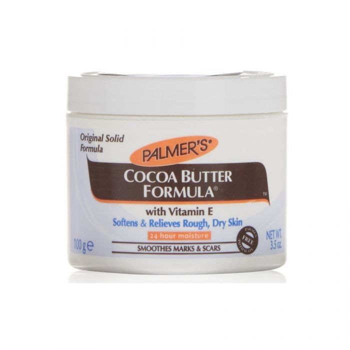 Palmers Cocoa Butter Cream Jar 100G <br> Pack size: 6 x 100g <br> Product code: 225480