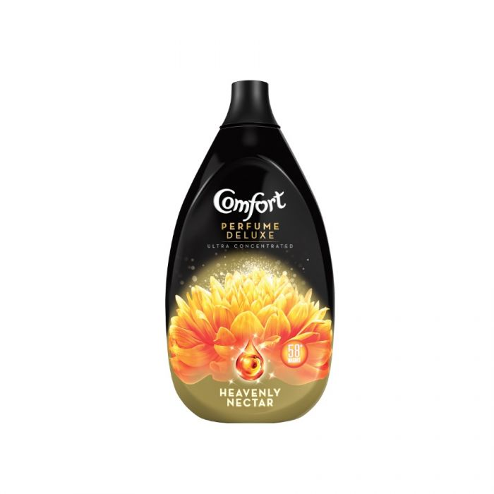 Comfort Perfume Deluxe Fabric Conditioner Heavenly Nectarâ 870Ml <br> Pack size: 6 x 870ml <br> Product code: 444004