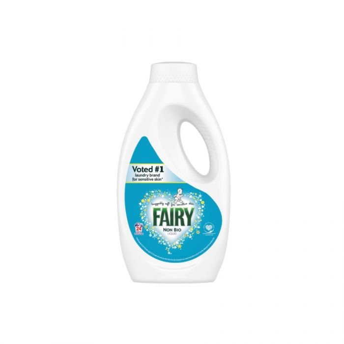 Fairy Non Bio Washing Liquid 24 Washes 840Ml <br> Pack size: 4 x 840ml <br> Product code: 484056