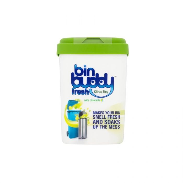 Bin Buddy Fresh Citrus Zing 450G <br> Pack size: 6 x 450g <br> Product code: 503553