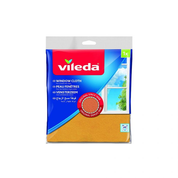 Vileda Window Cloth X 1 <br> Pack size: 15 x 1 <br> Product code: 558483