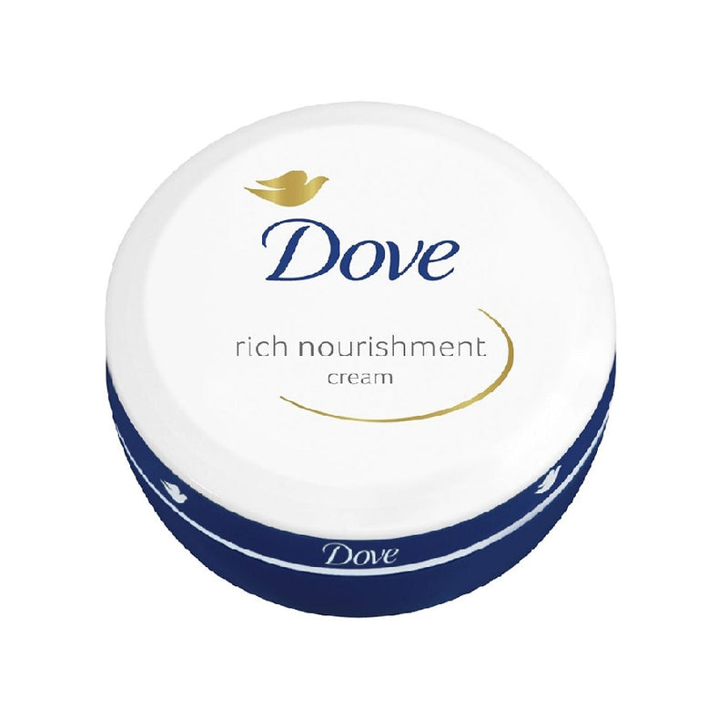 Dove Rich Nourishing Cream 75Ml <br> Pack size: 10 x 75ml <br> Product code: 222815