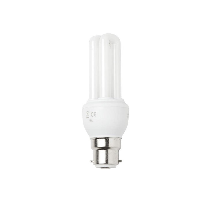 Low Energy 7W=34W Bulb Bc <br> Pack size: 12 x 1 <br> Product code: 532712