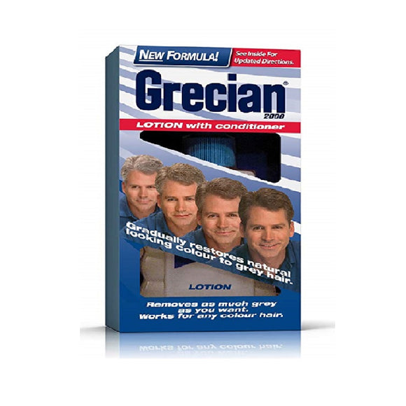 Grecian 2000 Lotion 125Ml <br> Pack size: 6 x 125ml <br> Product code: 214020