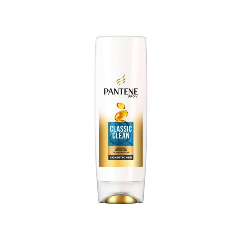 Pantene Pro-V Conditioner Classic Clean 270ml <br> Pack size: 6 x 270ml <br> Product code: 184387