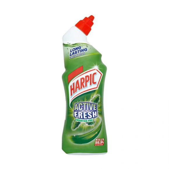 Harpic Pine Fresh 750Ml (Pm £1.00) <br> Pack size: 12 x 750ml <br> Product code: 522260