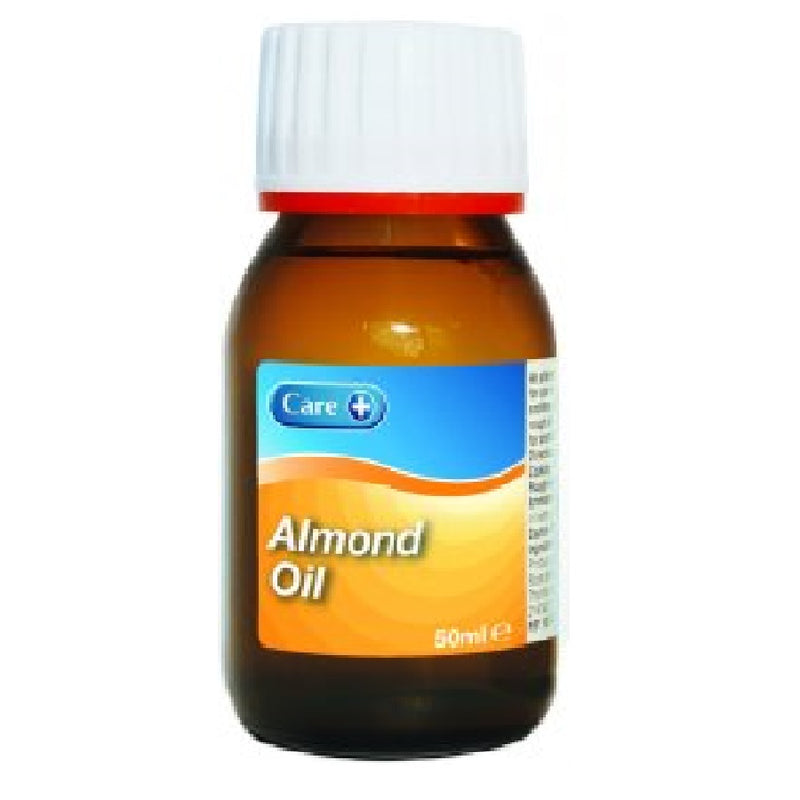 Almond Oil 50Ml <br> Pack size: 12 x 50ml <br> Product code: 130640