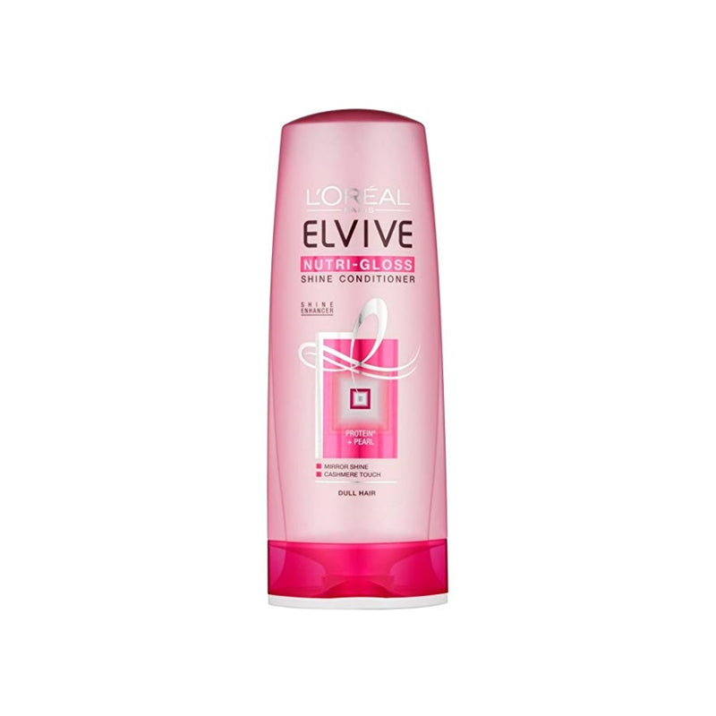L'Oreal Elvive Conditioner Nutri-Gloss 250ml <br> Pack size: 6 x 250ml <br> Product code: 181350