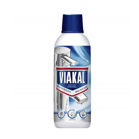 Viakal Bottle 500Ml <br> Pack size: 10 x 500ml <br> Product code: 559720