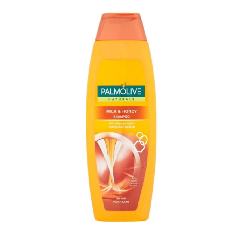 Palmolive Shampoo 350Ml Milk & Honey Pm £1 <br> Pack size: 6 x 350ml <br> Product code: 176220
