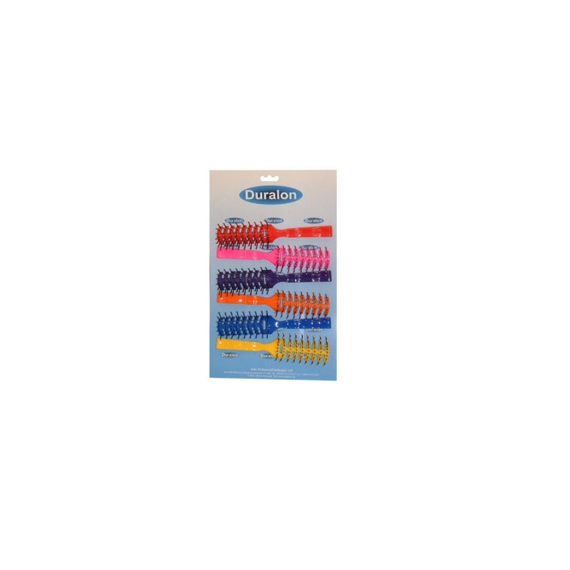 Duranlon Vent Hair Brush <br> Pack size: 6 x 1 <br> Product code: 213730