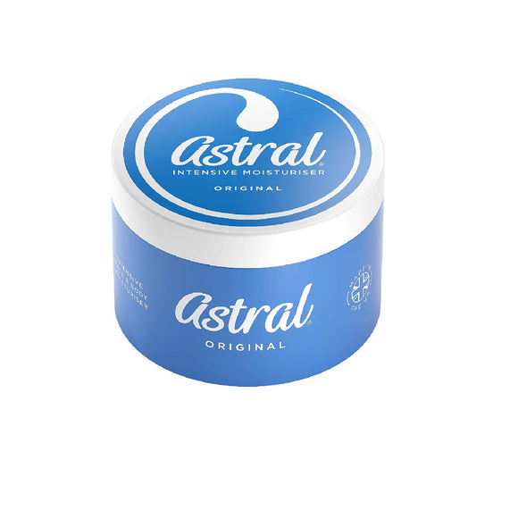 Astral Moisturiser Cream 50Ml <br> Pack size: 6 x 50ml <br> Product code: 221001