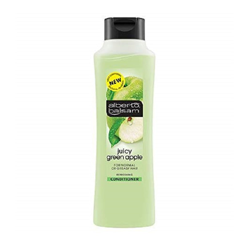 Alberto Balsam Conditioner 350M Green Apple <br> Pack size: 6 x 350ml <br> Product code: 180530