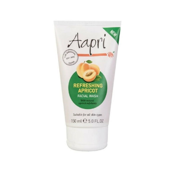Aapri Refreshing Facial Wash 150Ml <br> Pack size: 6 x 150ml <br> Product code: 220761