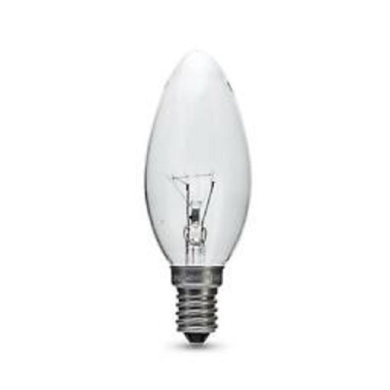 5.5W=40W Candle Ses Screw Led Pear <br> Pack size: 10 x 1 <br> Product code: 533035