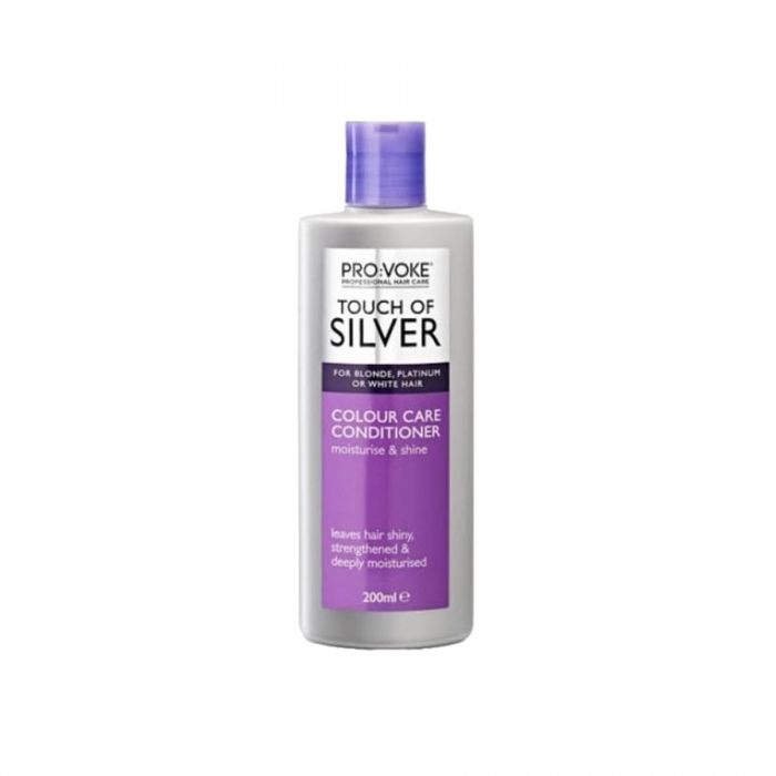 Touch Of Silver Conditioner Colour Care 200Ml <br> Pack size: 6 x 200ml <br> Product code: 185960