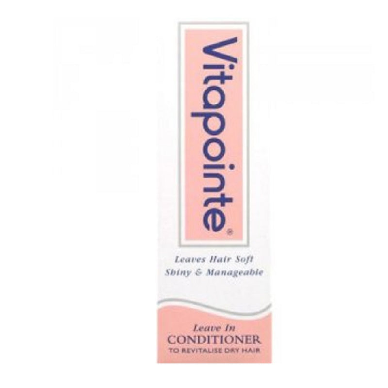 Vitapointe Conditioner 50Gm <br> Pack size: 12 x 50g <br> Product code: 186481